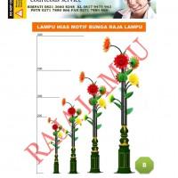 Lampu Hias Taman Bunga Matahari B