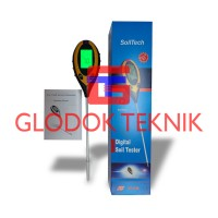 Digital pH Meter Tanah -Soiltech