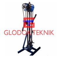 Dutch ConePenetrometer-Sondir