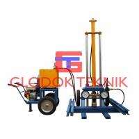 Sondir - Hydrolic Cone Penetrometer 10 Ton Capacity