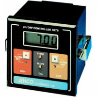 JENCO 3675 pH, ORP In-line Controller