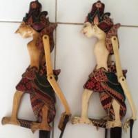 Wayang Batik Kayu