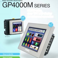 PRO-FACE PRODUCTS HMI : PFXGP4501TMD