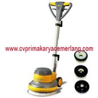 Mesin Polisher Low Speed 154rpm GHIBLI