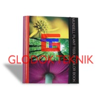 Munsell Plant Tissue Color Book, Buku Munsell, Buku Warna Daun Munsell,