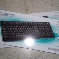 Keyboard Logitech USB K120
