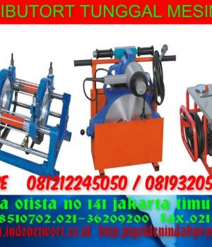 MESIN PENYAMBUNG PIPA HDPE 081212245050