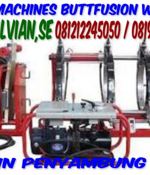 MESIN PENYAMBUNG PIPA 081932055655
