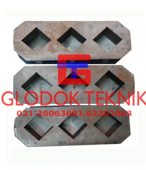 Cube Mortar, Cetakan Semen Mortar, Cetakan Mortar Beton, Concrete Cube Mortar