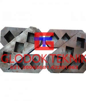Cube Mortar, Cetaran Mortar Cement, Concrete Cube Mortar, Cetakan Mortar