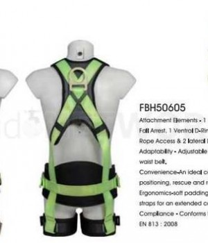 Full Body harness Astabil FBh 50605