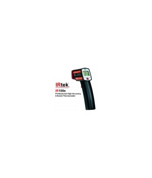 IRTEK Professional High Accuracy Infrared Thermometer IR 100E