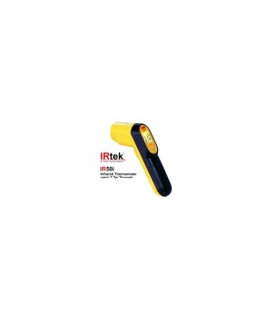 IRTEK IR50i Infrared Thermometer supports K Type Thermocouple