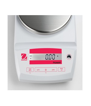OHAUS PIONEER Analytical Balance Ext.Cal OHAUS PA-214