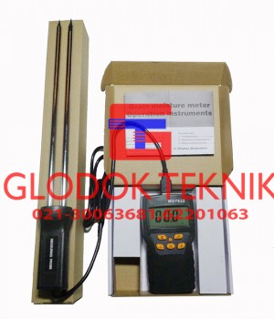 Grain Moisture Tester MD7822, Moisture Tester MD7822, Alat Ukur Kadar Biji-Bijian MD7822