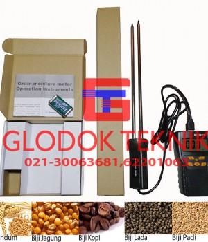Grain Moisture Tester MD-7822, Alat Ukur Kadar Air Biji-Bijian MD-7822