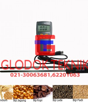 Grain Moisture Meter MD7822, Moisture Meter MD7822, Alat Ukur Kadar Air Biji-Bijian MD7822