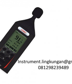 PORTABLE SOUND LEVEL METER + AUTOMATIC CHECK