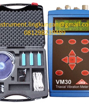 PORTABLE HUMAN VIBRATION METER Hand Arm and Whole Body