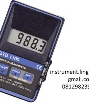 Portable Barometer/Altimeter/Thermometer