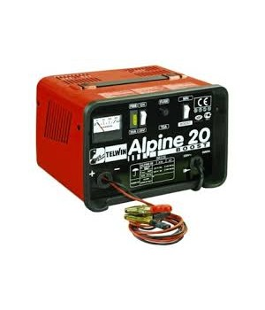 TELWIN BATTERY CHARGER - ALPINE 20 BOOST
