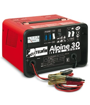 TELWIN BATTERY CHARGER - ALPINE 30 BOOST
