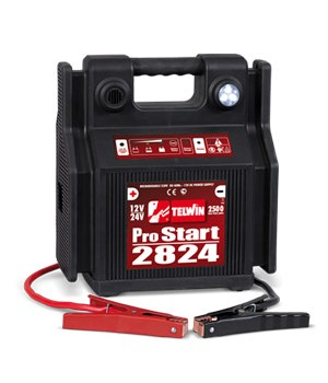 TELWIN BATTERY PRO START 2824 / JUMP STARTER