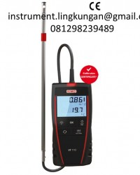 HOTWIRE THERMO-ANEMOMETER