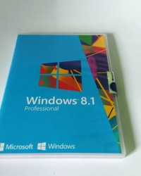 Windows 8.1 Professional Microsoft Original Lisensi