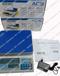 Timbangan Acis, Timbangan Digital Acis, Timbangan Counting Scale Acis AC-X Series,