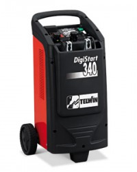 TELWIN BATTERY CHARGER DIGISTART 340