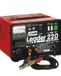 TELWIN BATTERY CHARGER LEADER 220 START