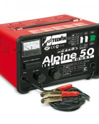 TELWIN BATTERY CHARGER ALPINE 50 BOOST