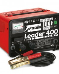 TELWIN BATTERY CHARGER LEADER 400 START