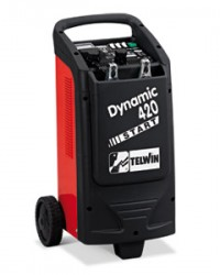 TELWIN BATTERY CHARGER DYNAMIC 420 START