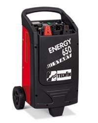 TELWIN BATTERY CHARGER ENERGY 650 START