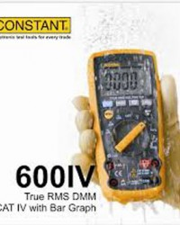 True RMS Constant 600 iv