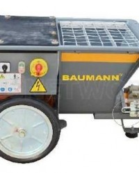 WORM PUMP PLASTER + PAN MIXER - BAUMANN PM 5 Mini