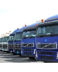 Jasa Pengiriman Via Trucking