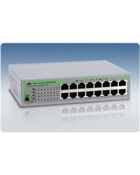 ALLIED TELESIS FAST ETHERNET MANAGED SWITCHES
