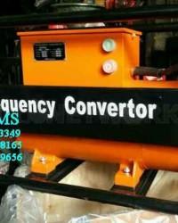 RENTAL / SEWA CONCRETE VIBRATOR ELEKTRIC ( ALAT COR BETON KOLOM )