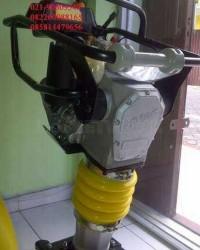 TAMPING RAMMER ( STAMPER KUDA ) DYNAMIC DTR 85 H - ENGINE HONDA GX 160