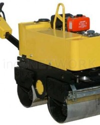 BABY ROLLER / VIBRATORY WALK BEHIND DOUBLE DRUM