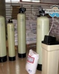 Water Softener System 1 m3/h