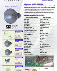 Lampu LED Industri 50 Watt