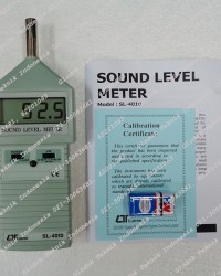 Sound Level Meter, Jual Sound Level Meter, Lutron SL-4010 Sound Level Meter, Jual Lutron SL-4010 Sou
