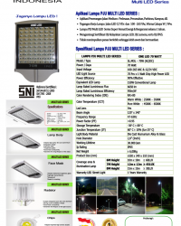 Lampu Multi LED 70 Watt