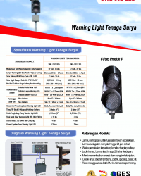 Warning Light Tenaga Surya 2 Aspek