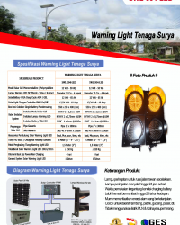 Warning Light Tenaga Surya 4 Aspek