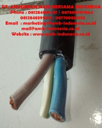 Cable Titanex H07RN-F Industrial Flexible Cable Nexans Jakarta